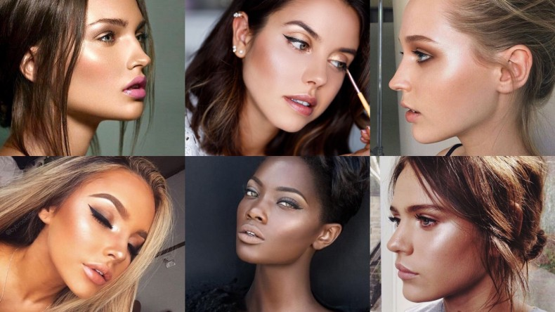 maquiagem-iluminada-tendencias-2017