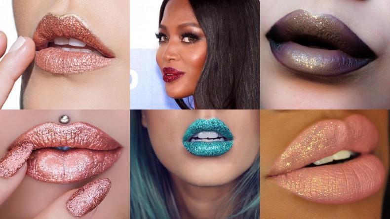 glitter-nos-labios-tendencia-2017